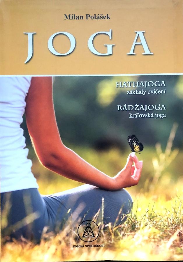 """Obálka """"Joga (2. vydání 2017)"""""""